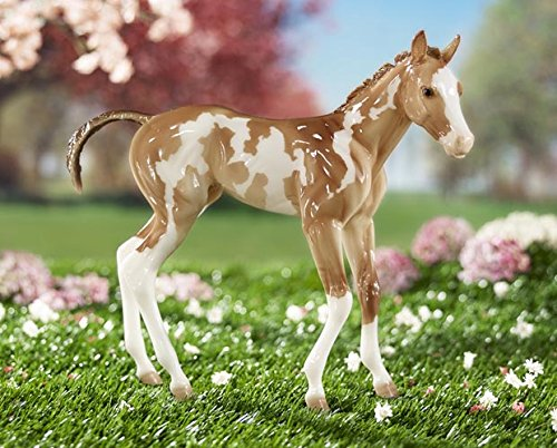 Breyer 9195 Camila-springtime Filly First in a Series, New 1:6 Scale Extensive White Marking Version