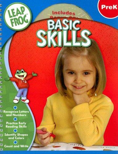 PreK Basic Skills with CDROM (Leap Frog (Learning Horizons))