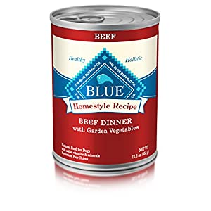 Blue Buffalo Homestyle Recipe Natural Adult Wet Dog Food 15