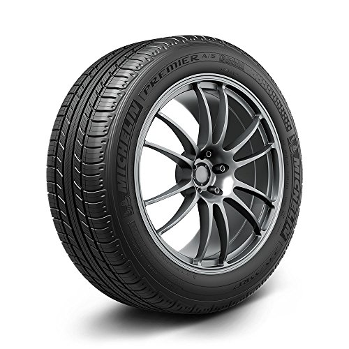 Michelin Premier A/S Touring Radial Tire - 225/50R17 94V by MICHELIN (Image #2)