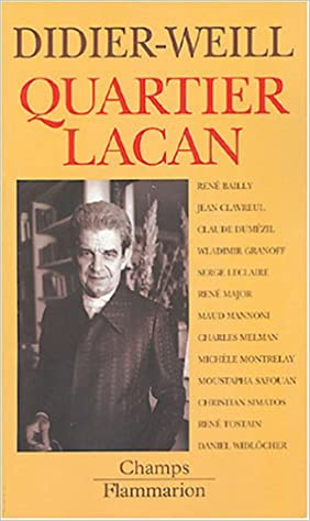 Livres ipod downloads Quartier Lacan PDF 2080801082 by Jacques Lacan,Alain Didier-Weill,Emil Weiss