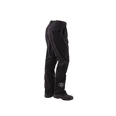 Tru-Spec 24-7 Men's Classic Pants, Teflon, Polycotton Ripstop, Black, 34x37 1186085: Sports & Outdoors