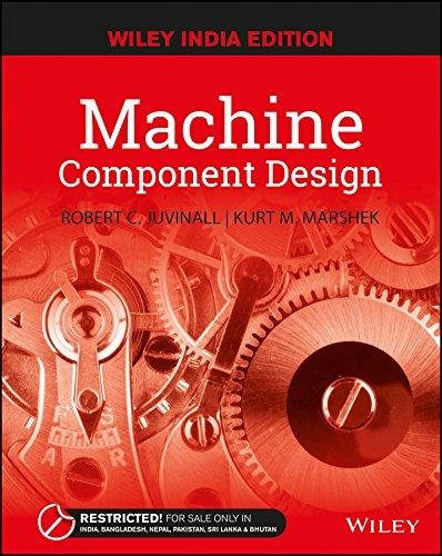 Fundamentals of Machine Component Design