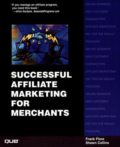 51S9F70GV7L - Successful Affiliate Marketing for Merchants