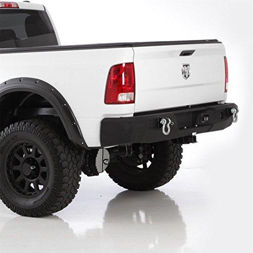 dodge 2500 winch bumper - 7