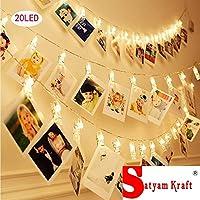 Satyam Kraft 20 Bulb String LED Fairy Lights for Home and O