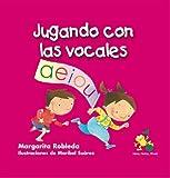 Jugando con Las Vocales, Margarita Robleda, 1598202103