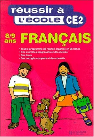 Réussir à l'école, Français, CE2 pdf epub