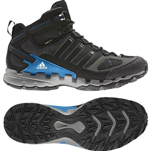 Scarponcini Da Trekking Adidas Outdoor Ax1 Mid Gore-tex - Uomo Mid Cinder / Nero / Blu Navy