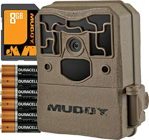 (Muddy Pro-Cam 14 Bundle Game Camera )