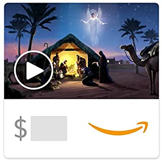 Amazon eGift Card - Christmas Blessings (Animated) (B01N02H0CX) | Amazon price tracker / tracking, Amazon price history charts, Amazon price watches, Amazon price drop alerts