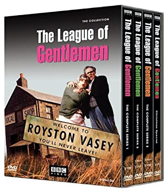 6b42f22a9 Amazon.com  The League of Gentlemen - The Collection  Reece ...