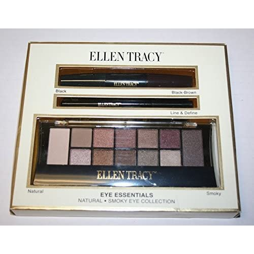 Ellen Tracy Eye Essentials Natural Smoky Eye Collection