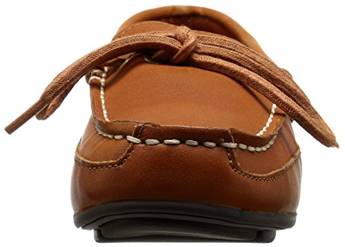Cole Haan Boys' Grant Driver BRIT TAN BUR LEA-K, British, 5.5 M US Toddler by Cole Haan (Image #4)