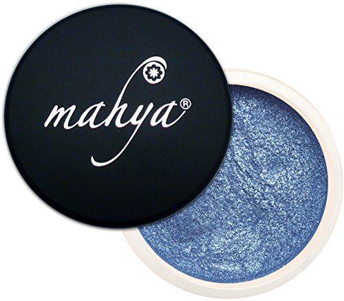 """Multi-Purpose Mineral Lustrous Eye Shadow """"Tears of Love"""" 0.09 Ounce by Mahya Cosmetics"""