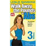 Walk Away Pounds for Abs: 3 Miles