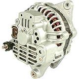 DB Electrical AMT0055 New Alternator for Mitsubishi Montero 3.0L 3.0 95 96 97 01 03 04, Montero Sport 97 98 99 00 01 02 03 04 1997 1998 1999 2000 2001 2002 2003 2004 A3TA0791 111806 400-48049 ALT-3508