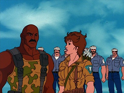 - The Further Adventures Of G.I. Joe - Day 4 : Chaos In The Sea Of Lost Souls