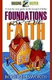 Foundations of the Faith, Roger Ellsworth, 0852346158
