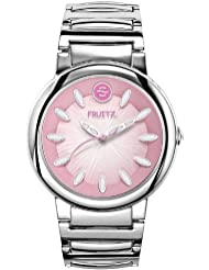 Fruitz Sorbet Strawberry Womens Quartz Watch F36S-P-EXB
