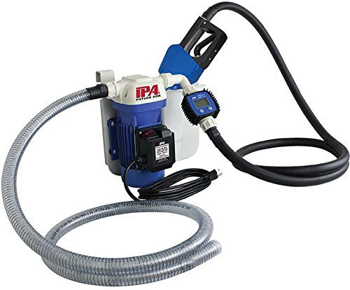 AC DEF KIT w/ 20' output hose, meter, auto shut-off nozzle, pump, hang bracket by Innovative Products Of America