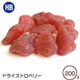 Dried fruit dry Strawberry 200g