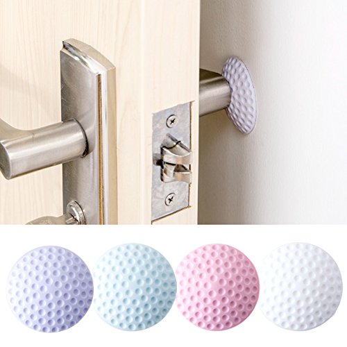 purple bedroom door knobs - 5
