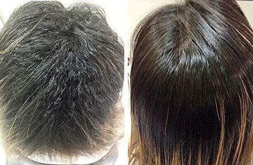 Exoplastia Capilar Original Exoplasty Capillary Brazilian Hair Smoothing Keratin Nanotech STEP 2 ONLY 1 LITRE by EXO (Image #8)