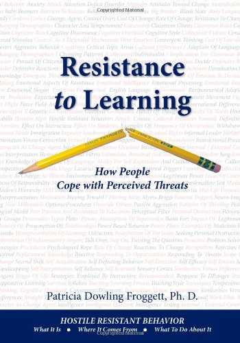 Download Resistance to Learning: How People Cope with Perceived Threats pdf