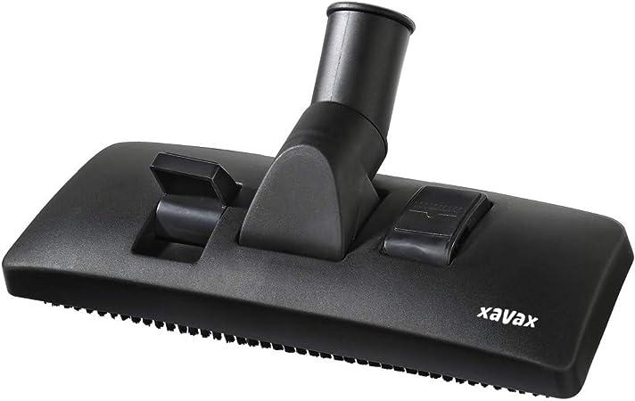 Xavax Basic Universal Boquilla - Accesorio para aspiradora (Universal, Boquilla, Negro, 3,5 cm, 260 mm, 165 mm): Amazon.es: Hogar