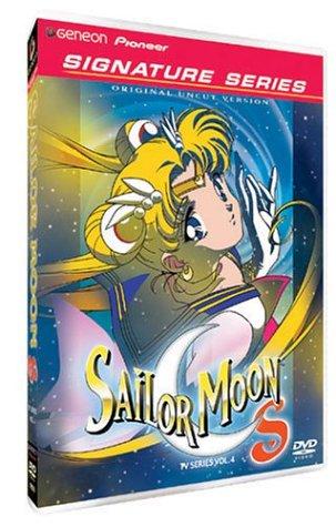 Sailor Moon S 4: TV Series [USA] [DVD]: Amazon.es: Cine y Series TV