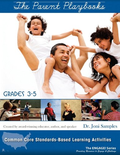 The Parent Playbooks: Grades 3 - 5 Joni Samples