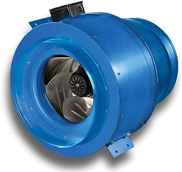 KVKM - Ventilador radial industrial (sistema potente, diámetro 355 ...