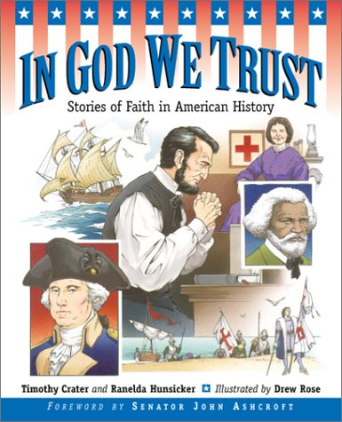 Read Online In God We Trust: Stories of Faith in American History pdf