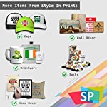 Style In Print Custom Decor Flour Kitchen Towels Mom Akbash Dog Pets Dogs Cleaning Supplies Dish Towels Design Only 12