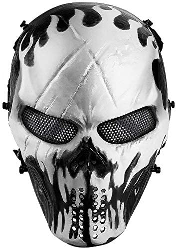 Halloween Tactical Protection Paintball Masquerade product image