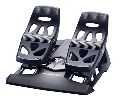 Cheap Thrustmaster TFRP Flight Rudder Pedals for PC & Playstation 4