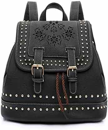 2e17efb1efdd Shopping Straw or Faux Leather - Blacks - Handbags & Wallets - Women ...