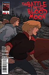 The Battle of the Blood Moon Issue 2