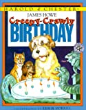 Creepy-Crawly Birthday, James Howe, 0688167004