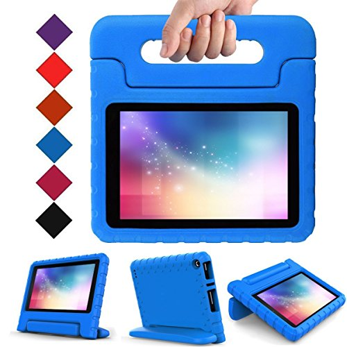 2017-New-Fire-7-Case---LTROP-Portable-Shock-Proof-Fire-7-Tablet-Case-for-Kids-7th-Generation-2017-Release---Blue