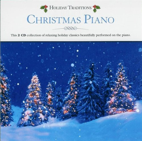 Christmas Piano 2-cd by Compass Productions