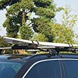 wonitago Soft Roof Rack Pads with Two 15 Ft Tie
