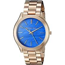 Michael Kors Women's Slim Runway Rose Gold Watch MK3494