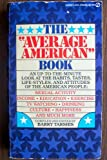 The Average American Book, Barry Tarshis, 0451094867