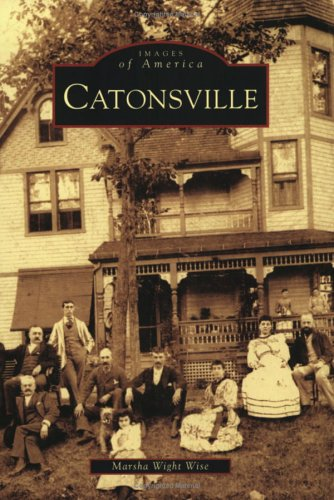 Download Catonsville (MD) (Images of America) pdf epub