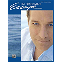 Jim Brickman Escape book cover