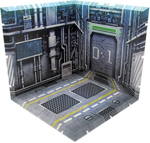 PLM Dioramansion 150: Secret Base Figure Diorama