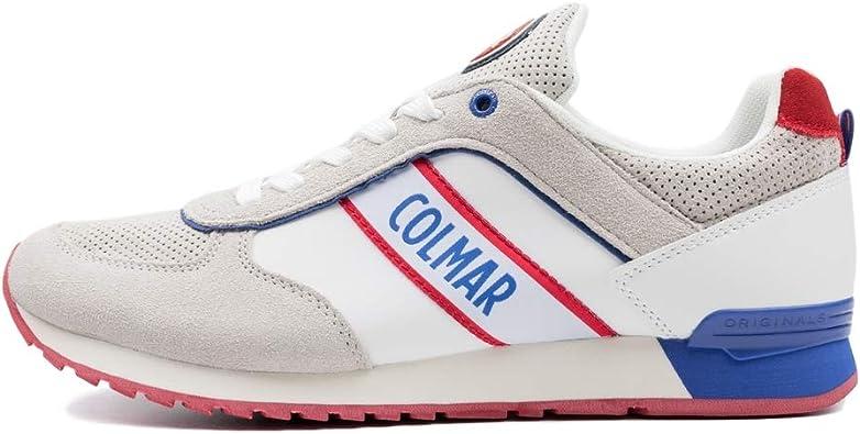 COLMAR Travis Runner Sneaker, Schuhgröße_EU:46, Farbe
