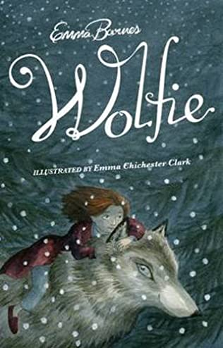 book cover of Wolfie